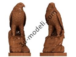 005 - Скульптура - 3d модели для ЧПУ - stl, art, rlf