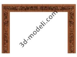 016 - Мебель - 3d модели для ЧПУ - stl, art, rlf