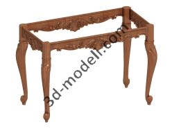 021 - Мебель - 3d модели для ЧПУ - stl, art, rlf
