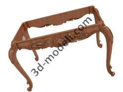022 - Мебель - 3d модели для ЧПУ - stl, art, rlf