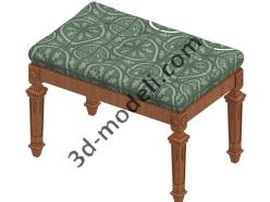 023 - Мебель - 3d модели для ЧПУ - stl, art, rlf