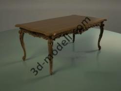 025 - Мебель - 3d модели для ЧПУ - stl, art, rlf