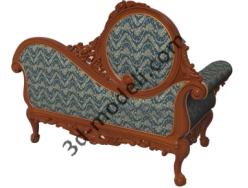 026 - Мебель - 3d модели для ЧПУ - stl, art, rlf