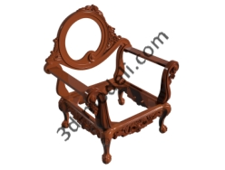 027 - Мебель - 3d модели для ЧПУ - stl, art, rlf