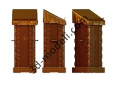 036 - Мебель - 3d модели для ЧПУ - stl, art, rlf