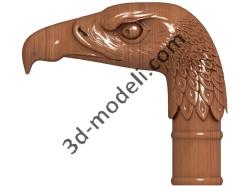 063 - Резное изделие - 3d модели для ЧПУ - stl, art, rlf