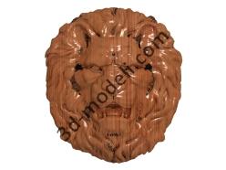 066 - Накладка декоративная - 3d модели для ЧПУ - stl, art, rlf
