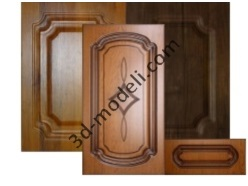 SP№12. Макрос Кухонные фасады (стандарт) - 3d модели для ЧПУ - stl, art, rlf